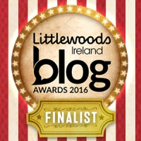 Littlewoods Ireland Blog Awards 2016 Finalist